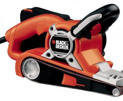 Black & Decker Tračna brusilica 720W traka 75 / 533 mm KA88