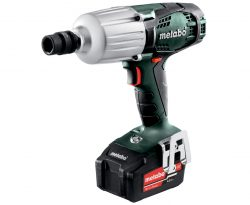 Metabo SSW 18 LTX 600 body MetaLoc