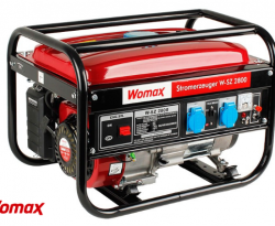 Womax W-SZ 2800 Agregat